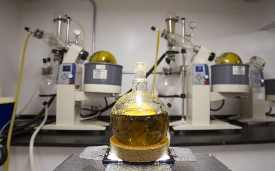 ekstrakcja oleju cbd - ekstrakcja dwutlenkiem węgla w stanie nadkrytycznym